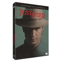 Justified Saison 6 DVD