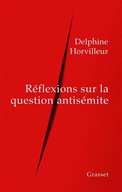 Réflexions sur la question antisémite - 9782246815532 - 7,49 €