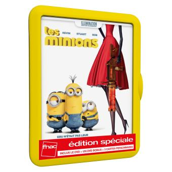 Les minionsLes Minions Edition Spéciale Fnac DVD