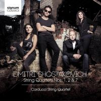 SHOSTAKOVICH STRING QUARTETS 1 2 & 7