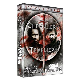 Le sang des Templiers - Le dernier des Templiers - Bipack