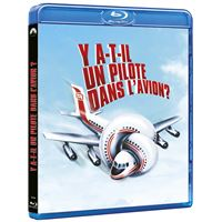 Y a-t-il un pilote dans l'avion ? Edition 40ème Anniversaire Blu-ray