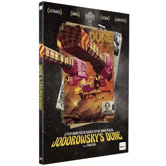 Jodorowsky's Dune DVD
