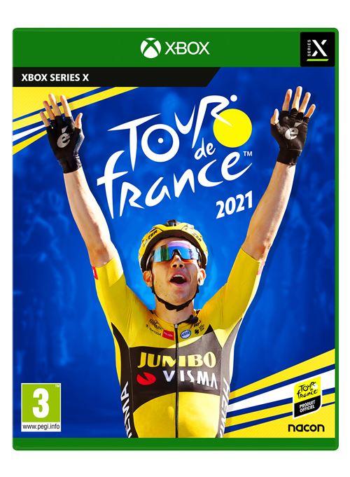 Tour de France 2021 Xbox Séries X