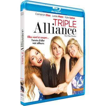 Triple alliance Blu-ray