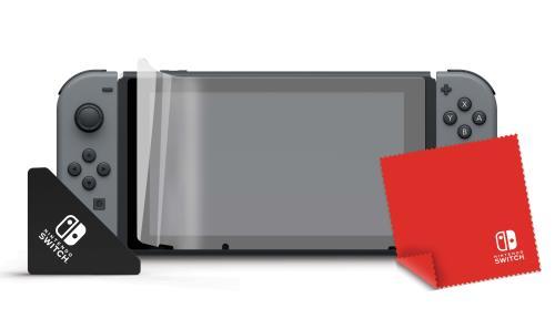 Kit protection écran Nintendo pour Switch