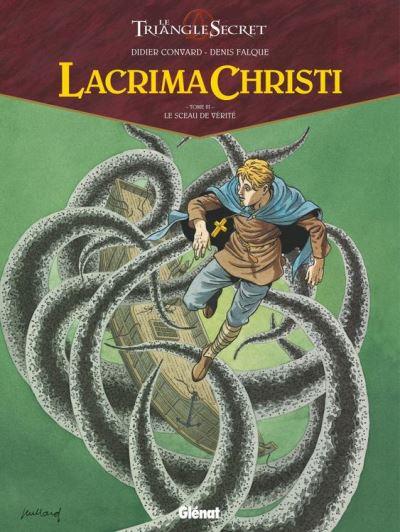 Lacrima Christi - Tome 03 - Le Sceau de vérité - 9782331030529 - 7,99 €