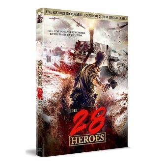 The 28 Heroes DVD