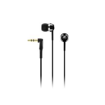 SENNHEISER CX 1.00 BLACK EARPHONES