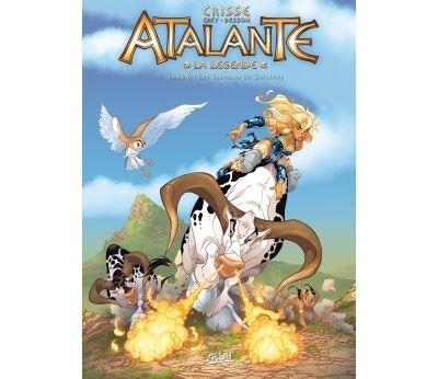Atalante T8 - Les Taureaux de Colchide