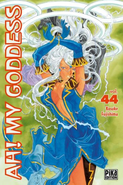 Ah! My Goddess T44 - 9782811630614 - 4,49 €