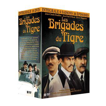 Les Brigades du TigreLes brigades du tigre DVD