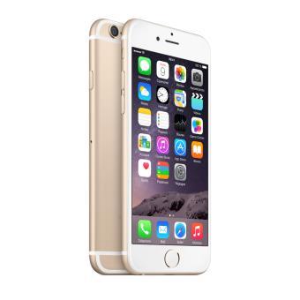 apple iphone 6 64 go 4 7 39 39 or smartphone achat prix fnac. Black Bedroom Furniture Sets. Home Design Ideas