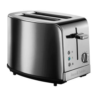 Toaster Russell Hobbs Jewels Pierre de Lune 21782-56 Grise Inox 1050 W