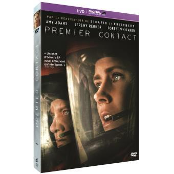 Premier contact DVD