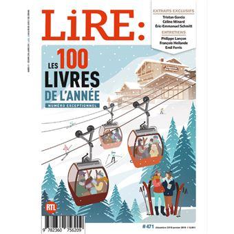 Lire Le Magazine Des Livres Et Des Ecrivains Numero 471 Decembre 2018 Janvier 2019