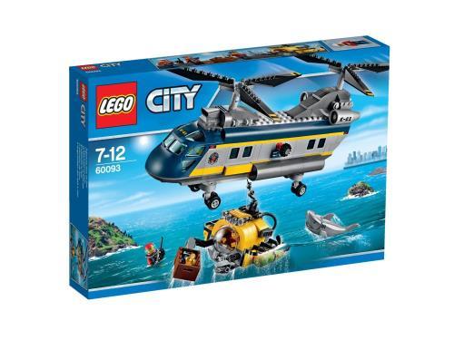 LEGO® City 60093 l'Hélicoptère de Haute-Mer