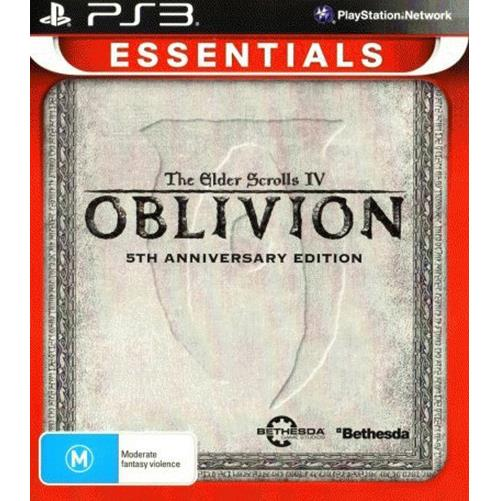 The Elder Scrolls IV: Oblivion Essentials PS3