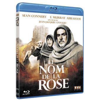 Le nom de la rose Blu-Ray