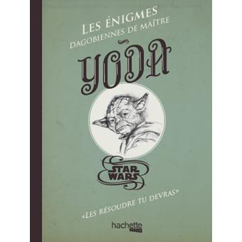 Star WarsLes énigmes dagobiennes de maître Yoda