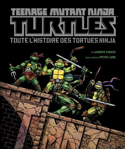 Toute l'histoire des Tortues Ninja