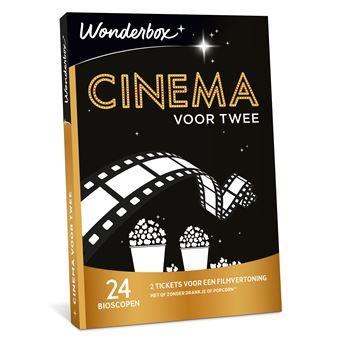 WONDERBOX CINEMA VOOR TWEE