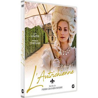 L'Autrichienne DVD