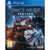 SPACE HULK TACTICS FR/NL PS4