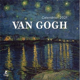 Van Gogh   Calendrier 2021   broché   Collectif   Achat Livre | fnac