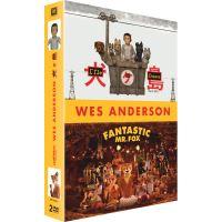 Coffret L'Île aux chiens et Fantastic Mr. Fox DVD