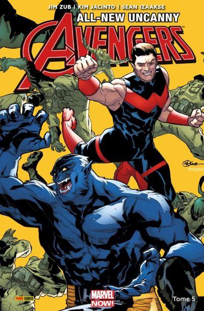 All-New Uncanny Avengers T05 - Honneurs et récompenses - 9782809482034 - 13,99 €