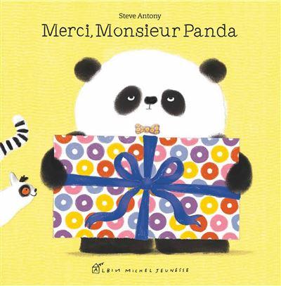 Merci, Monsieur Panda