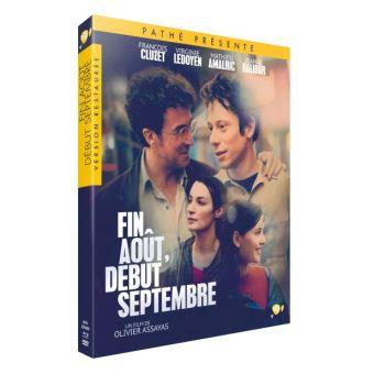 Fin août, début septembre Edition Limitée Combo Blu-ray DVD