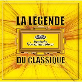 La légende du classique de Deutsche Grammophon