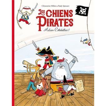 """Chiens pirates dans """"adieu côtelettes"""" (Les)"""