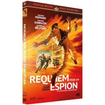 Requiem pour un espion DVD