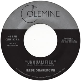 Unqualified - Single Vinil 7''