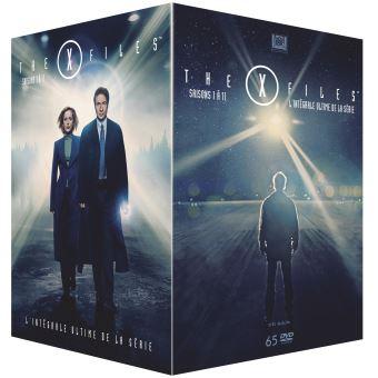 The X-filesThe X-Files Saisons 1 à 11 Coffret DVD