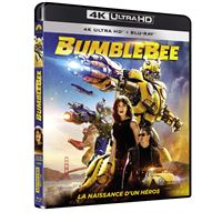 Bumblebee Blu-ray 4K Ultra HD