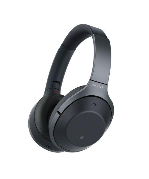 Casque Bluetooth à réduction de bruit Sony WH-1000XM2 Noir