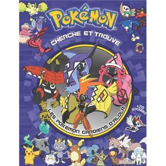 Les PokémonLes Pokémons Gardiens d'Alola