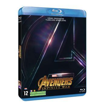 AvengersAvengers 1 à 3 Coffret Blu-ray
