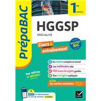 HGGSP 1re générale (Histoire-géo, Géopolitique, Sciences politiques) - Prépabac