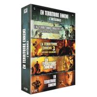 Coffret En territoire ennemi 1 à 4 DVD