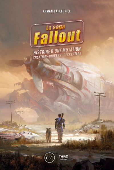 La saga Fallout - Histoire d'une mutation - 9782377840120 - 11,99 €