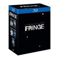 Coffret Fringe L'intégrale de la série Saisons 1 à 5 Blu-ray