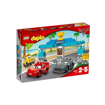 LEGO® DUPLO® Disney Cars™ 10857 La course de la Piston Cup
