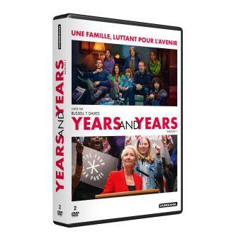 Years And YearsYears and Years Saison 1 DVD