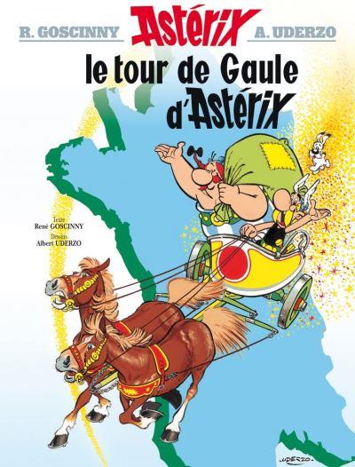 Astérix - Le Tour de Gaule d'Astérix - n°5 - 9782012103641 - 7,99 €