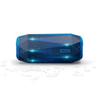 Enceinte portable sans fil Philips ShoqBox SB500 Bleue